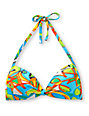 Gossip Tag Youre It Molded Cup Bikini Top