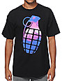 Grenade Andromeda Black & Galaxy T-Shirt