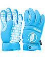Grenade Brainwasher Blue Snowboard Glove