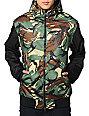 Grenade Camo Varsity Green 10K Snowboard Jacket