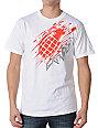 Grenade Comet White T-Shirt