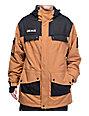 Grenade M65 Khaki 10K Snowboard Jacket