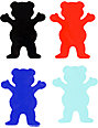 Grizzly Mini Bear Assorted Sticker