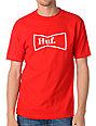 HUF Bowtie Red T-Shirt