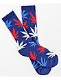 HUF USA Plantlife Crew Socks