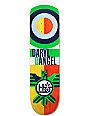 """Habitat Angel Raptor Split 8.25""""  Skateboard Deck"""