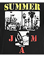 Hall Of Fame Summer Jam Black T-Shirt