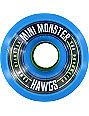 Hawgs Mini Monster 70mm 78a Blue Longboard Wheels