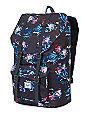 Herschel Little America Floral Blur 17L Backpack