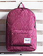 Herschel Supply Classic Damask 21L Backpack