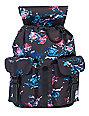 Herschel Supply Co Dawson Floral Blur 13L Backpack