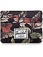Herschel Supply Co. Charlie Hawaiian Camo Cardholder