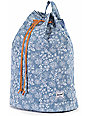 Herschel Supply Hanson Floral Chambray 17L Backpack