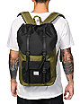 Herschel Supply Little America Army & Black 24L Backpack