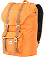 Herschel Supply Little America Orange 24L Backpack