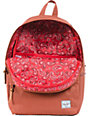 Herschel Supply Sydney Rust Red 14L Mid-Volume Backpack