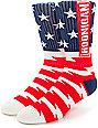 Hoonigan Stars And Stripes Crew Socks
