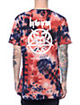Huf By The Gram Blood Wash Red T-Shirt