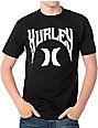 Hurley Bender Black T-Shirt