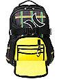 Hurley Honor Roll 2 Rasta Skate Skate Backpack