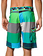 Hurley Kingsroad Phantom Green 21 Board Shorts