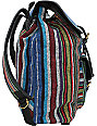 Hurley Market Stripe Rucksack Backpack