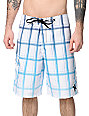 Hurley Puerto Rico Blend Phantom White Stripe 22 Board Shorts