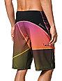 Hurley Sonic Phantom Magenta 21 Board Shorts
