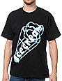 ICECREAM Cone Logo Black T-Shirt