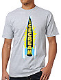 ICECREAM Rocket Heather Grey T-Shirt
