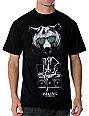 IMKing Bearbot Black T-Shirt