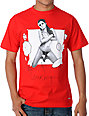 IMKing Focus Red T-Shirt
