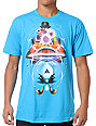 Imaginary Foundation Andromedan Blue T-Shirt