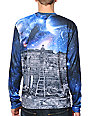 Imaginary Foundation Beginning Sublimated Crew Neck Sweatshirt