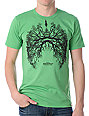 Imaginary Foundation Breathing Green T-Shirt