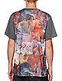 Imaginary Foundation Datascape Panel Sublimated T-Shirt
