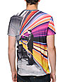 Imaginary Foundation Expressionist Sublimated T-Shirt