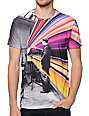 Imaginary Foundation Expressionist Sublimated T-Shirt