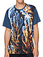 Imaginary Foundation Frost Panel Sublimated T-Shirt