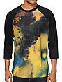 Imaginary Foundation Liquid Sublimated Baseball T-Shirt