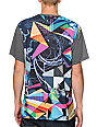 Imaginary Foundation Mashup Panel Sublimated T-Shirt
