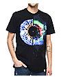 Imaginary Foundation Universe Within Black T-Shirt