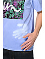 Imperial Motion 1X1 Floral Blue & White Color Change T-Shirt