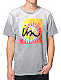 Imperial Motion 1X1 Tie Dye Grey & White Color Change T-Shirt