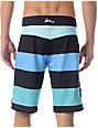 Imperial Motion 20 Rufus Black Board Shorts