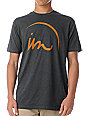 Imperial Motion North Star Charcoal T-Shirt