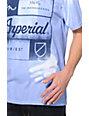 Imperial Motion Segment Blue & White Color Change T-Shirt