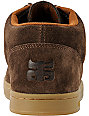 Ipath Cat Dirt Brown Suede Shoe