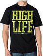 JSLV High Life Black T-Shirt