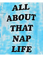 JV By Jac Vanek Memphis Nap Life Tie Dye Ringer T-Shirt
